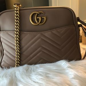 Gucci Matelasse Marmont Bag Medium